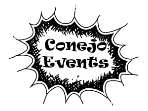 Conejo Rocks website